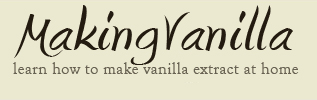 Making Vanilla - learn how to make vanilla extract